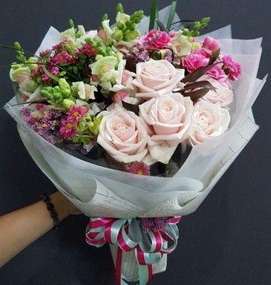 Bo hoa sinh nhat de thuong