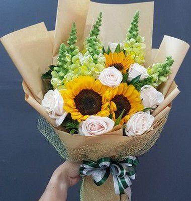 Hoa bó đẹp
