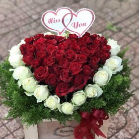 tặng hoa sinh nhật đẹp