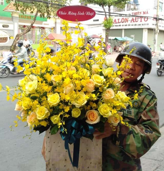 gio hoa lan vu nu dep