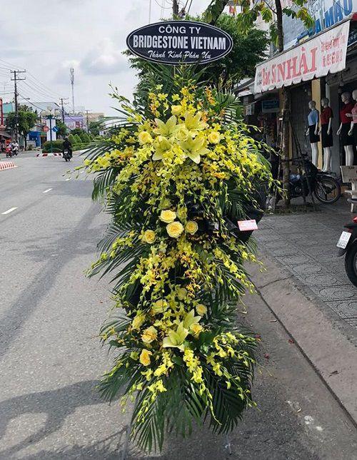 Hoa tang le mien cuc lac