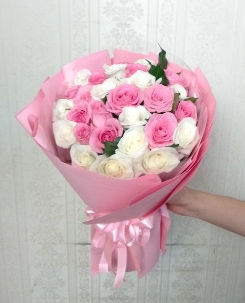 bó hoa dành cho người tôi yêu