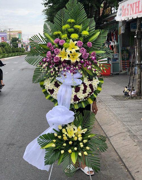 hoa chia buồn ở quảng ngãi