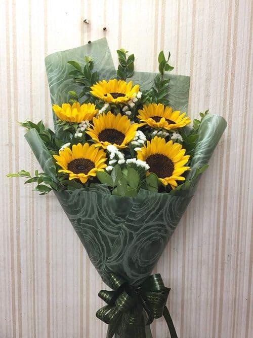 bó hoa mừng thượng thọ