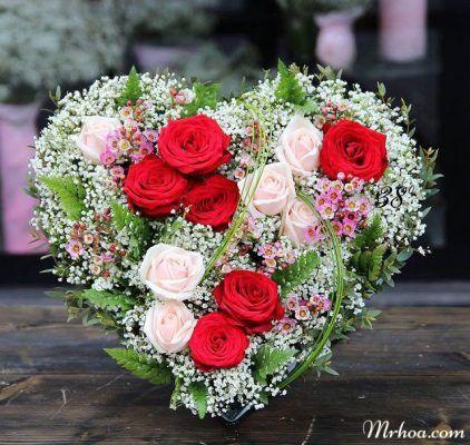 Hoa tặng người yêu