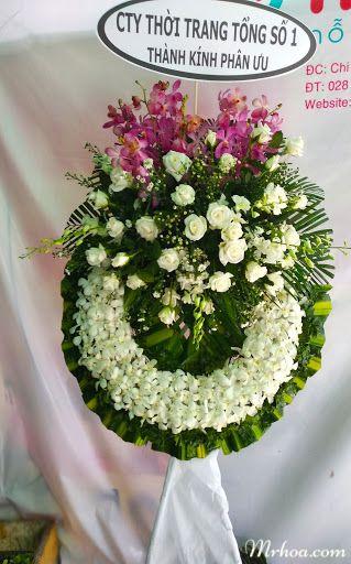 Hoa tuoi cho tan my