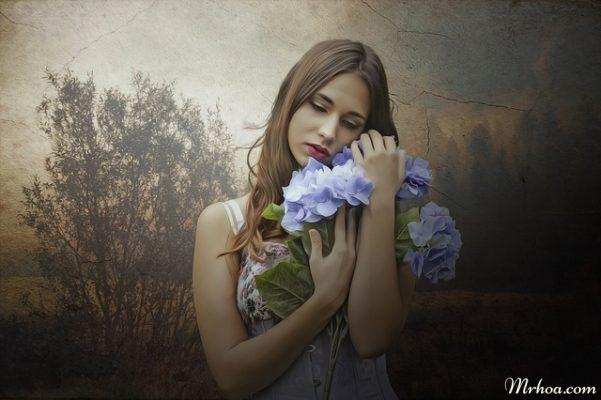 hoa mang ý nghĩa buồn