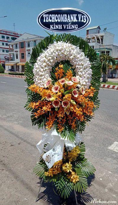 Giao hoa tang lễ ở tây ninh