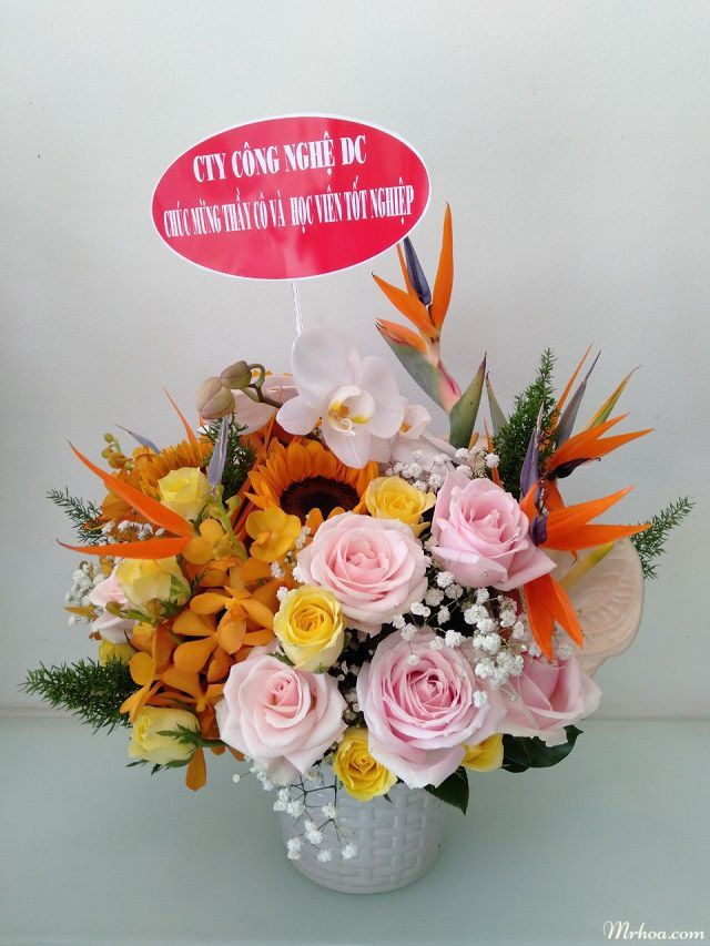 hoa sinh nhat sai gon
