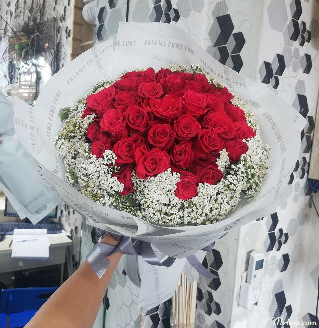 hoa tang sinh nhat vo